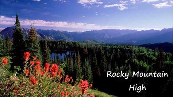 """John Denver-""""Rocky Mountain High"""""""