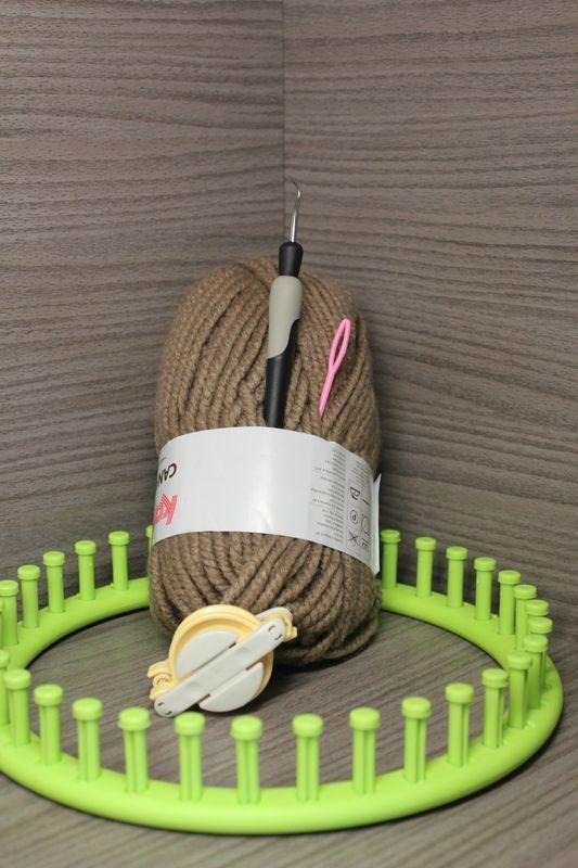 tutoriel du bonnet d 39 evan au tricotin circulaire tricot enfants pinterest. Black Bedroom Furniture Sets. Home Design Ideas
