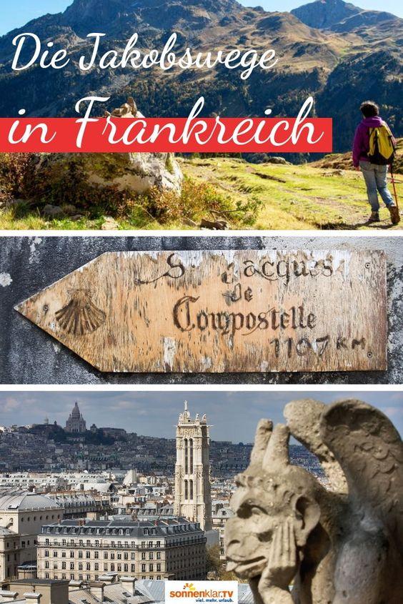 Die Meisten Pilgern Den Jakobsweg Aus Spanien Doch Die Routen