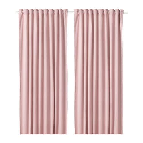 Shop For Furniture Home Accessories More Pink Velvet Curtains