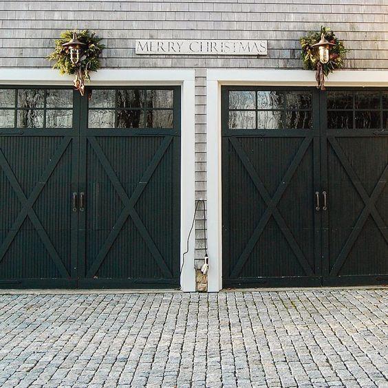 garage door inspiration