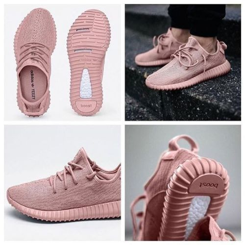 blush Yeezy Boost-Yzy boost Adidas sneakers | Adidas shoes ...