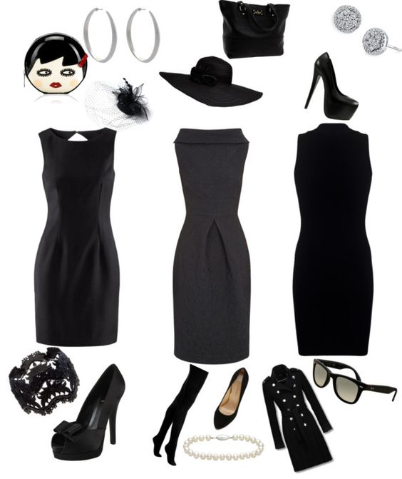 """3 Widows"" by someliketoshop on Polyvore"