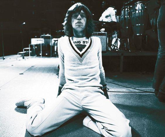 Happy birthday Mick! #mickjagger