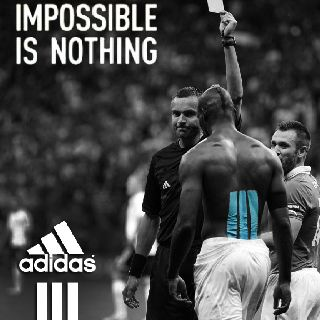 Mario Balotelli & Adidas Impossible is nothing ...