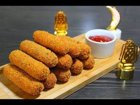 كفتة البطاطس والدجاج بالجبن المقرمشة اللذيذة تحضيرات رمضان 2019 Youtube Cooking Recipes Recipes Cooking