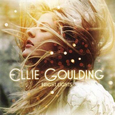 Ellie Goulding - Bright Lights CD Front cover