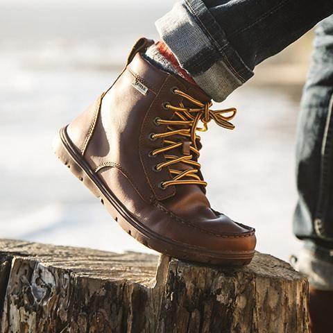 Men's Boulder Boot Leather | Mens boots