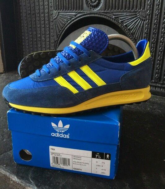 Adidas Originals Trx Mcvicar Adidas Shoes Originals Adidas Classic Shoes Adidas Shoes Mens