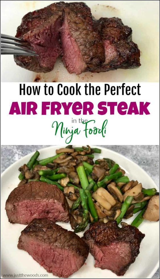How to Cook the Perfect Air Fryer Ninja Foodi Steak