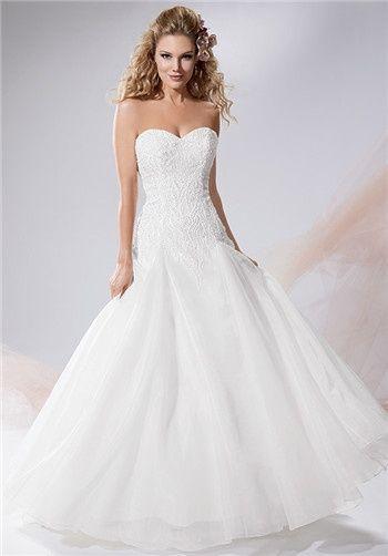 I love this dress... But a tad plain.