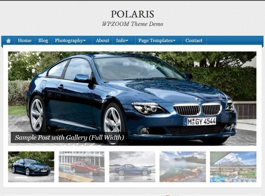 Polaris - has color variations and offers a lot of flexibility