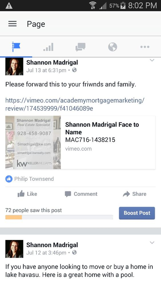 Please forward this to your friwnds and family.   https://vimeo.com/academymortgagemarketing/review/174539999/f41046089e