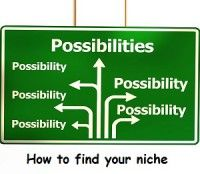 How to find your niche. What should you choose