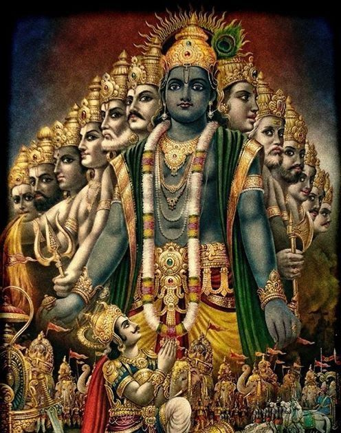 The Most Important And Life Changing18 Lessons Learn From Mahabharata Lord Krishna Images Hindu Art Vishnu