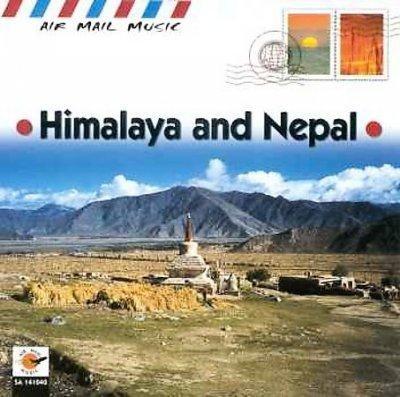 Air Mail Music - Himalaya & Nepal, Green
