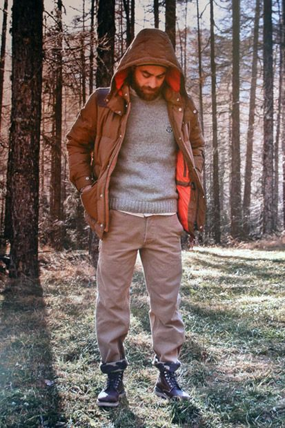 Carhartt Heritage line out later this year.  I might have to get everything that dude is wearing