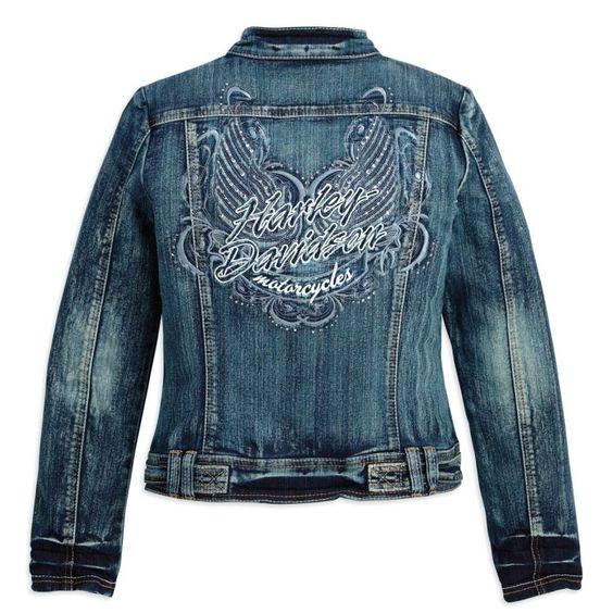 harley-davidson® men's generations jacket 98537-14vm | harley