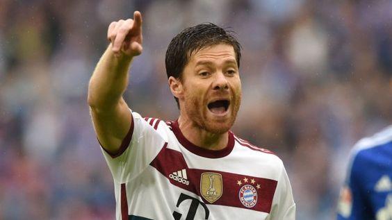 Xabi Alonso, Real Madrid > Bayern Munich