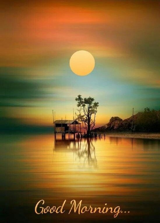 Pin By Martnzd74 Martinez On Icons Sunset Wallpaper Beautiful Moon Good Morning Images