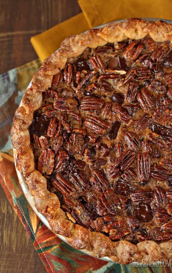 Pecan pies, Pecans and Pies on Pinterest