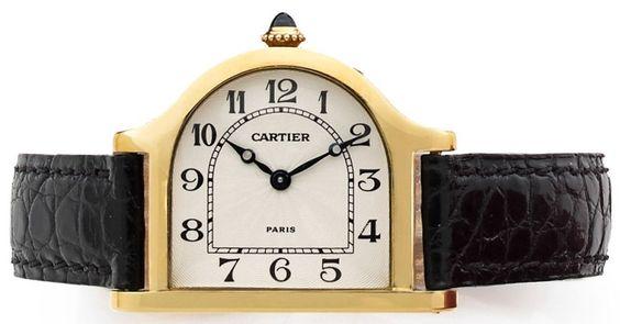 Vintage Cartier Cloche de Cartier