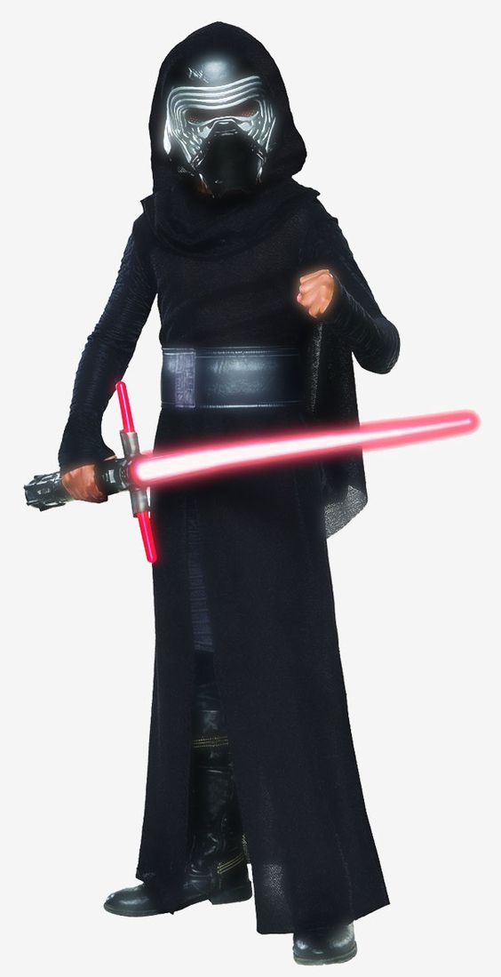 Star Wars Childs Kylo Ren Costume #HalloweenCostumes2016