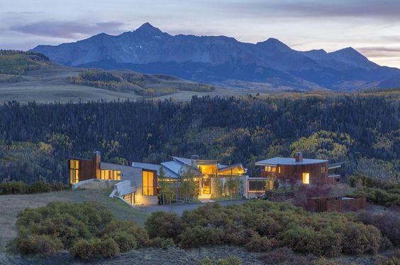 Vue panoramique site - home-Colorado par Bill-Poss - Colorado, USA