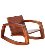 Buy Ellenborough Rocking Chair in  Colonial Maple  Finish by Woodsworth by Woodsworth online from Pepperfry. ✓Exclusive Offers ✓Free Shipping ✓EMI Available