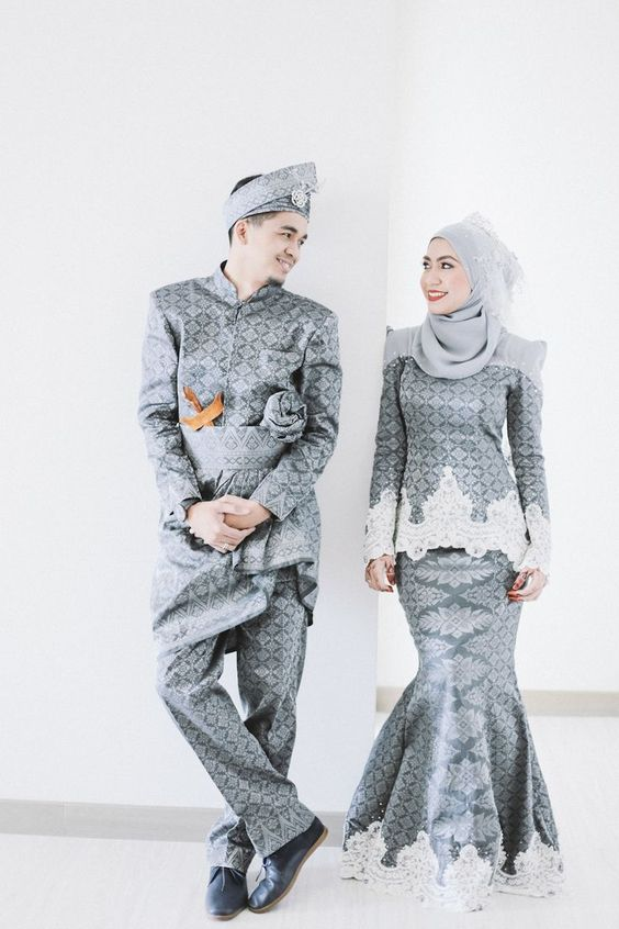 mr grey for your Malay Wedding