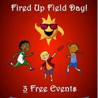 "These Fired up Field Day events are ""tried and true"" and students love them and ask for them each year. They are geared towards elementary-aged students, however I have used some of them with middle and high school students and they love them too!"