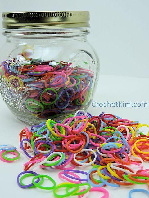 Ravelry: Stretchy Bracelets pattern by Kim Guzman