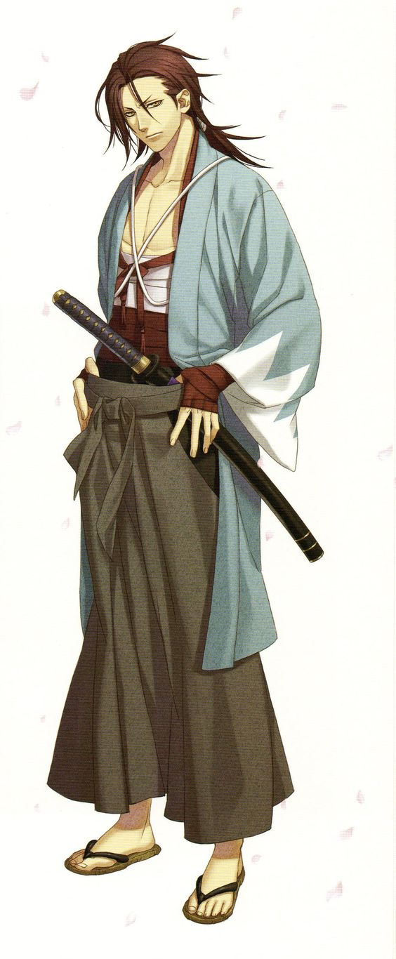 Hakuouki sanosuke