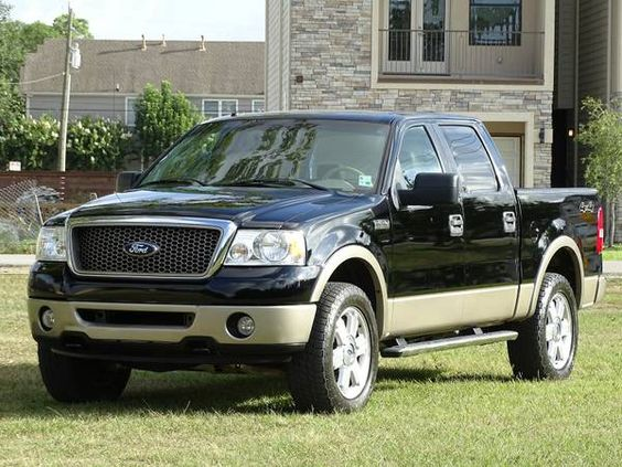 http://bit.ly/PASV_income 06 FORD F150 LARIAT CREW CAB 4X4 ACCIDENT FREE! SUNROOF-CD CHANGER!!! (HOUSTON TX) $14995 Hello and Welcome to another premium listing brought to you by Car Cafe. Up for sale is an Xtra Clean Very Nice Rust Free Accident Free 2006 Ford F150 Lariat Crew Cab 4X4 with the 5.4L Triton Engine. This F150 Crew Cab is in top condition inside a [...]