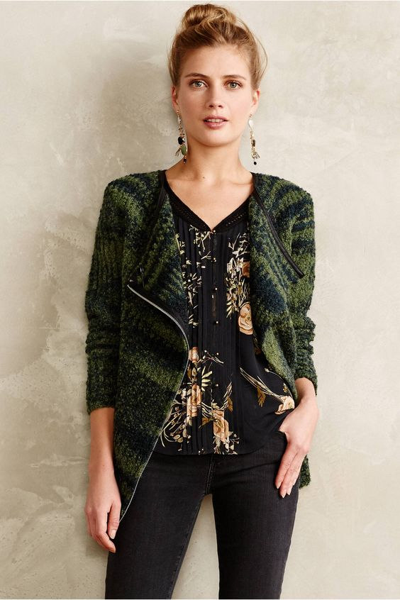 Ingleside Sweater Jacket - anthropologie.com