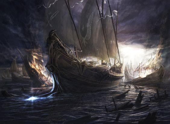 Battle Ship by RadoJavor