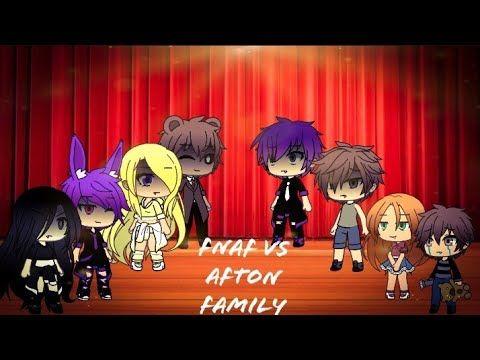 Fnaf Vs Afton Family Singing Battle Youtube Anime Wallpaper Live Fnaf Anime Wallpaper
