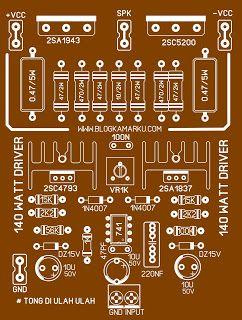 Pin Di Amplificador