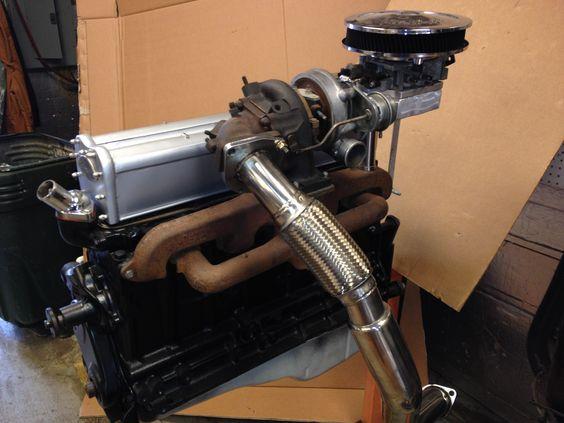 A Da Face Eb C B on Chevrolet 4 Cylinder Firing Order