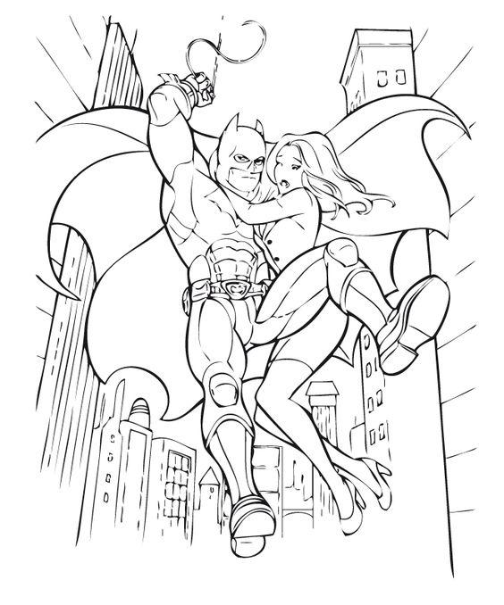 Super Heroes Para Colorear Y Pintar Los Vengadores Para Colorear Y ...