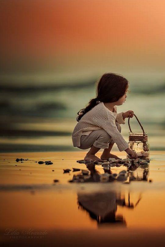 Breathe in the ocean by Lilia Alvarado Photography