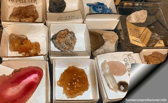 Tutorial de minerales y gemas