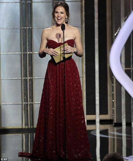 Jennifer #Garner (Vivienne #Westwood)
