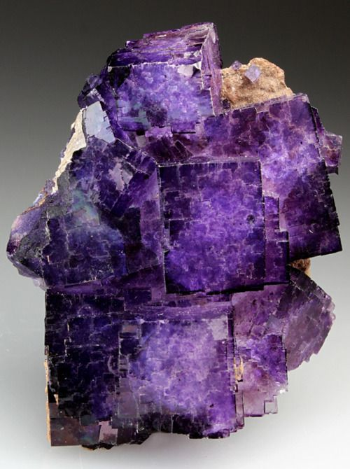 [crystals] Fluorite - highly protective on a psychic level, benefits teeth…