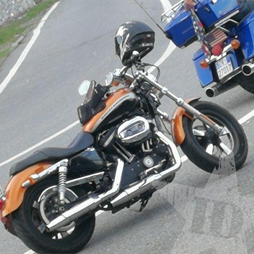 Sportster 1200 Ca Nuovo Annuncio Harley Davidson Harley Sportster Abs 1200custom Torino Harley Davidson