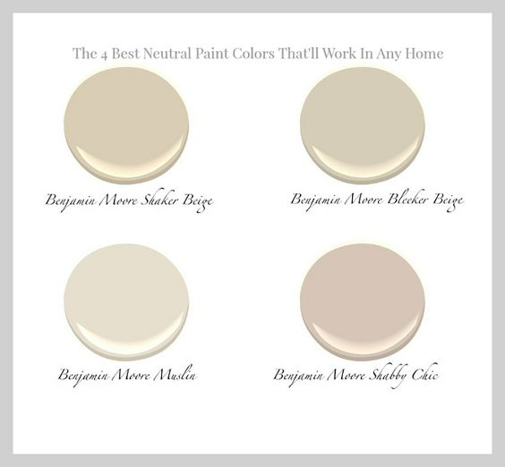 Best Neutral Paint Colors Neutral Paint Colors And