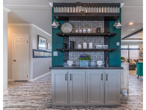 The Vintage Farmhouse Ft32643c Manufactured Or Modular Home Floor Plan Or Modular Floor Plans Farmhouse Kitchen Colors Modular Home Floor Plans Modular Homes