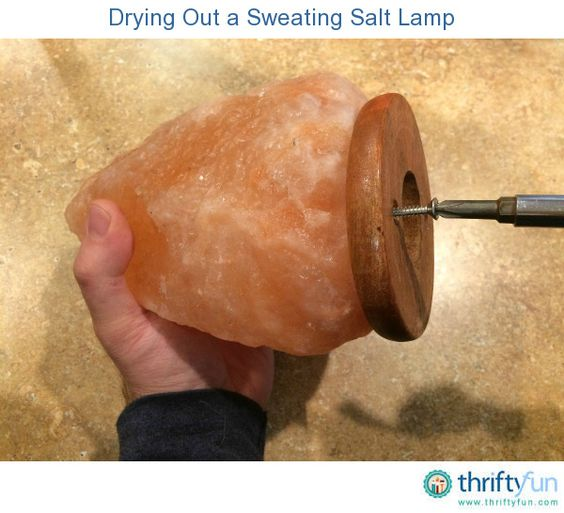 Himalayan Salt Lamps Sweating : Pinterest The world s catalog of ideas