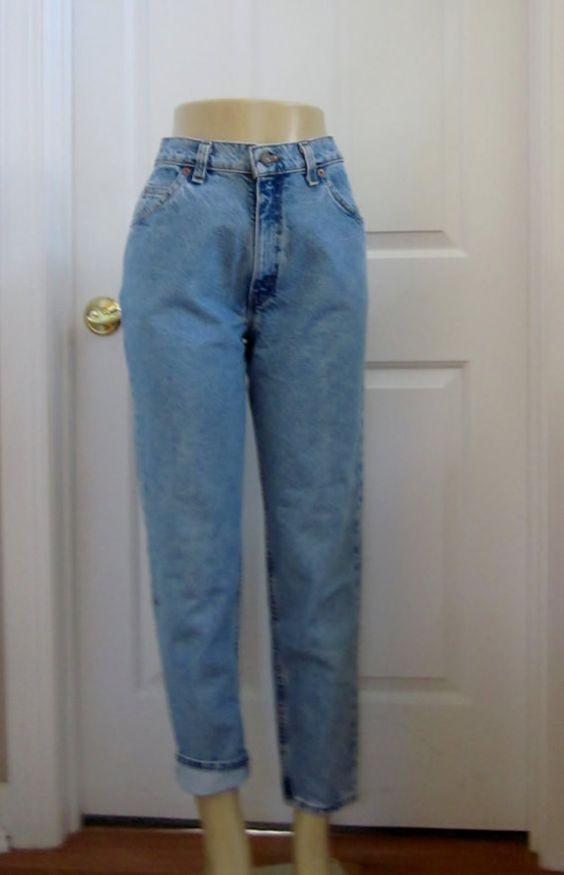 00 high waisted jeans - Jean Yu Beauty
