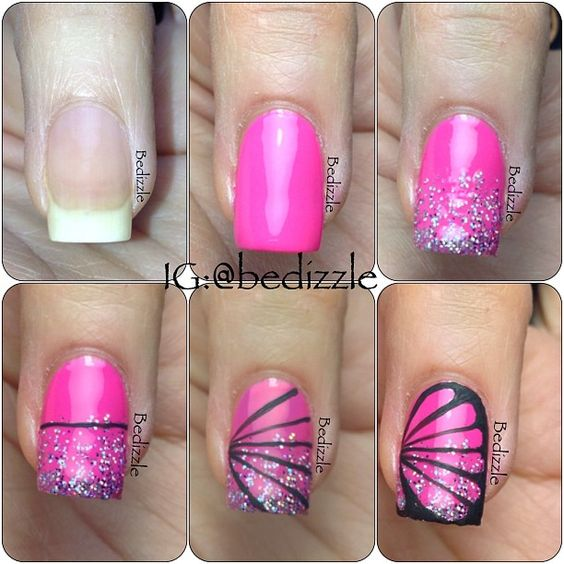 .@Brandy Waterfall Bartosiewicz | Finally have time to do this tutorial for you guys...Apply the base coat to p...